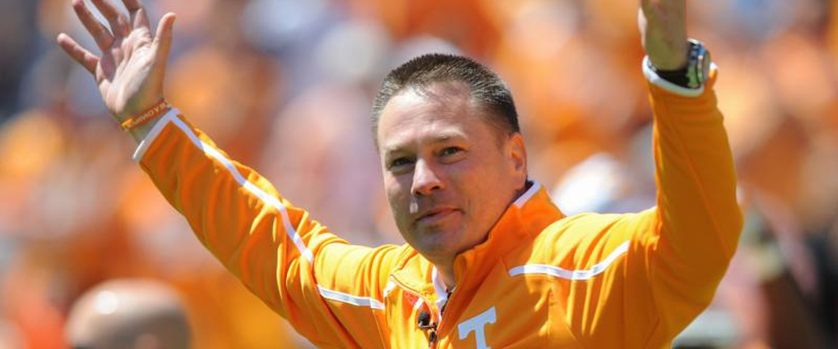 Butch Jones Finally Fired at Tennessee; Quick Reaction