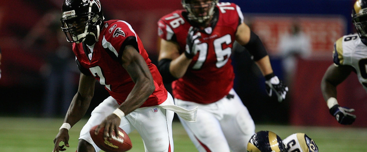 Falcons Flashback Friday: vs. Rams, 2004 Playoff