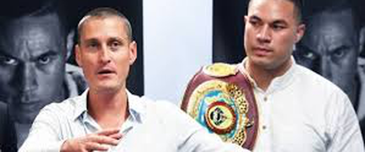 """Joseph Parker's Promoter Higgins tells BWTM SPORTS """"We needed to highlight Anthony Joshua's Weaknesses to boxing fans!"""""""