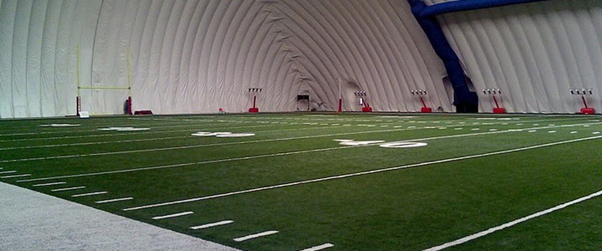Tom Brady Working Out in the Bubble