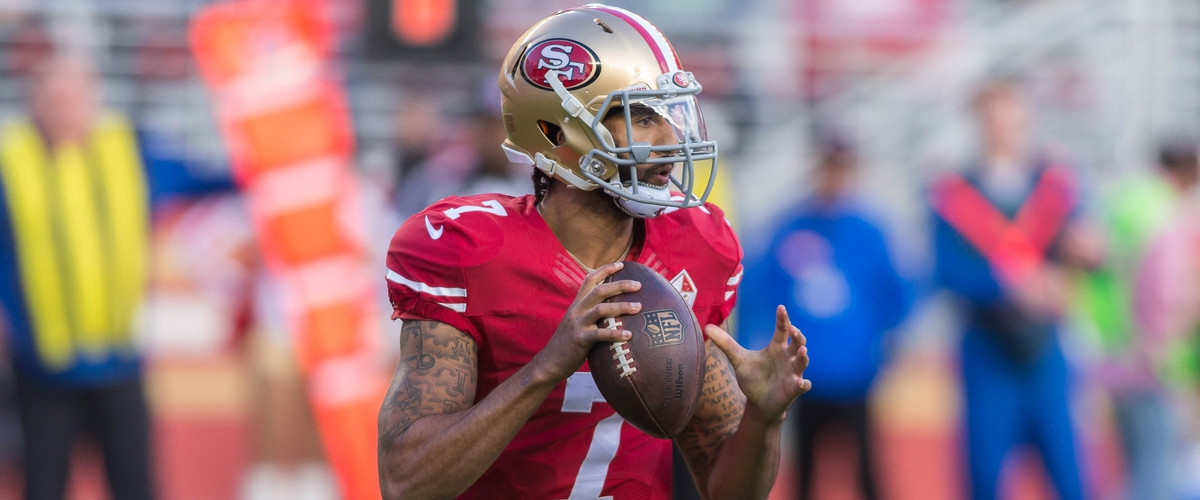 Why NFL Teams should sign Colin Kaepernick