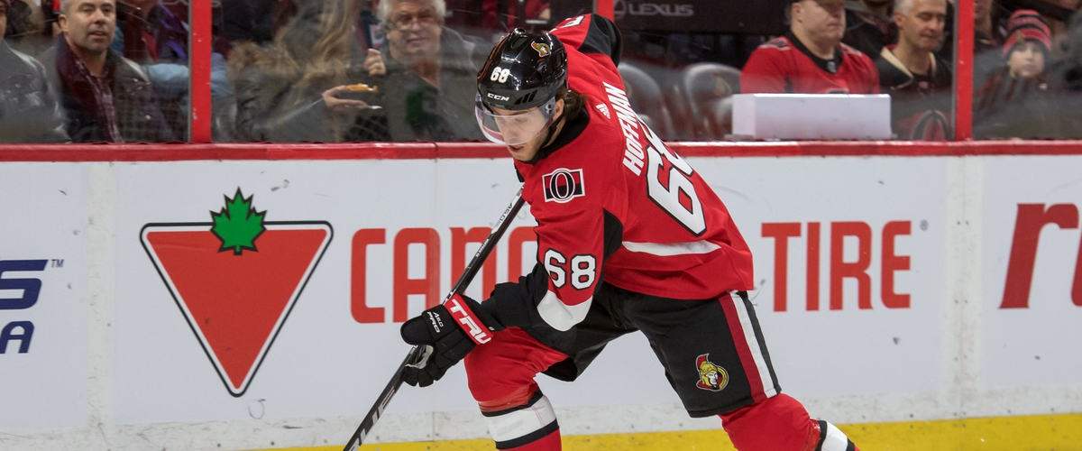 NHL Rumours & News: Hoffman, Pageau Headline Senators Trade Bait
