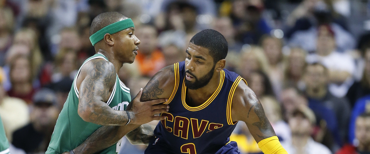 Kyrie Irving to Boston for Isaiah Thomas