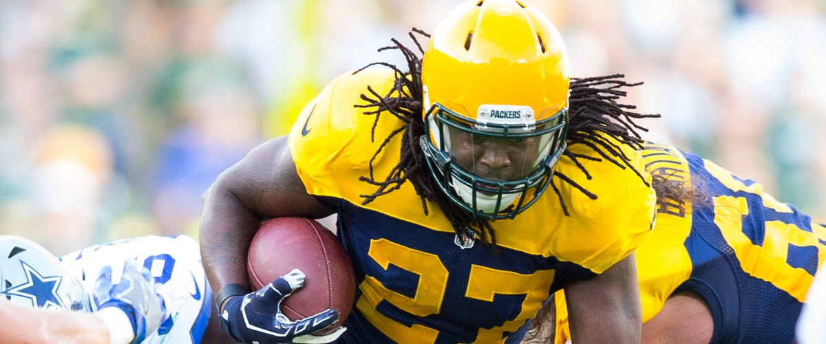 Eddie Lacy Earned $55K For Losing Weight