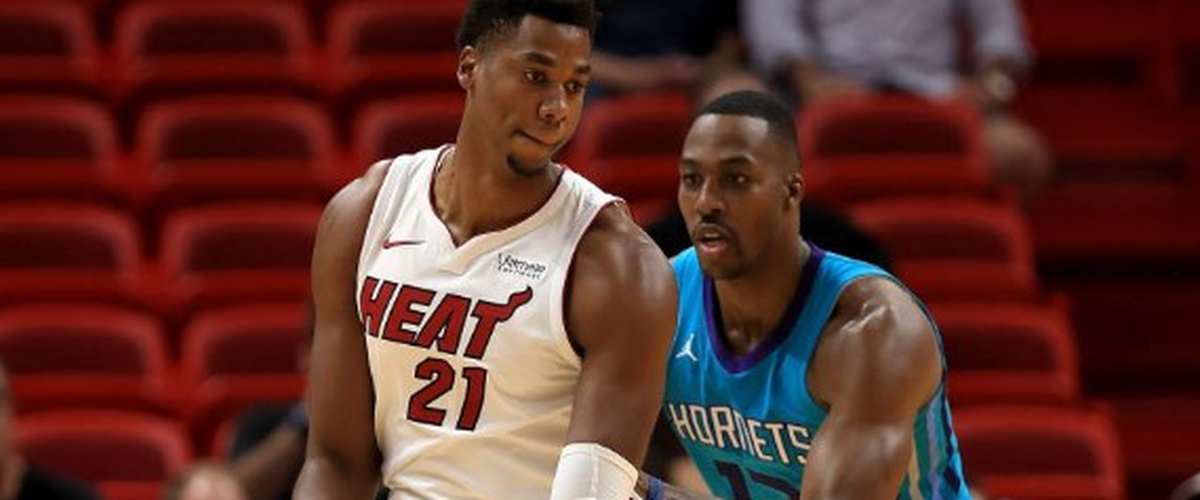 NBA Trade Rumors: Hassan Whiteside-Dwight Howard Swap Possible This Summer, According To 'UPROXX'