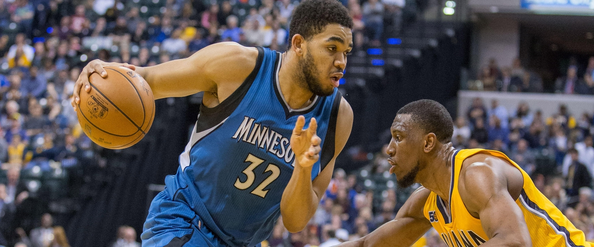 Karl-Anthony Towns: The NBA's Next Superstar