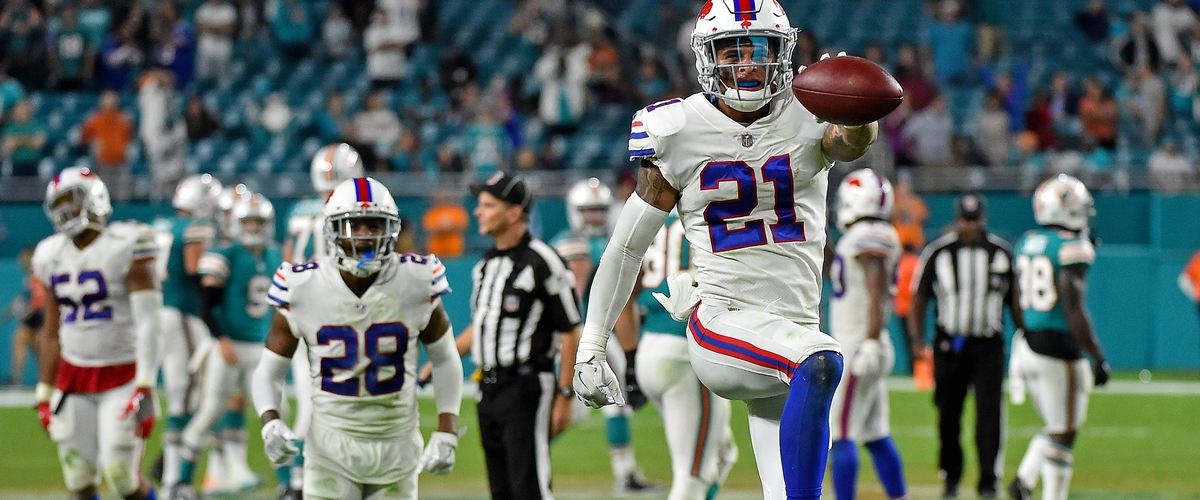 Bills Hold Off Dolphins; Advance to Playoffs