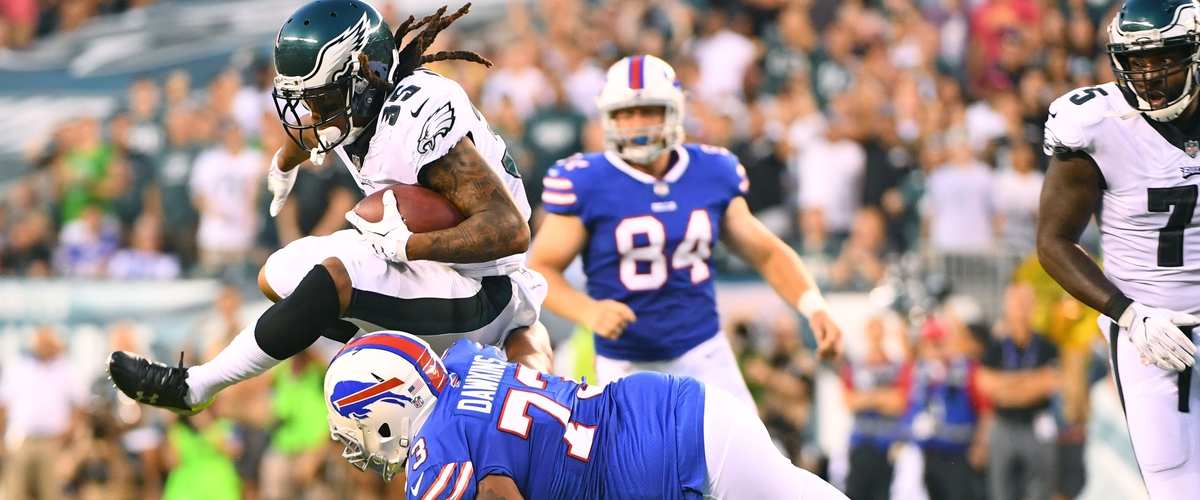 Ronald Darby Gives A Glimpse Of Hope In Secondary For Birds In His Debut