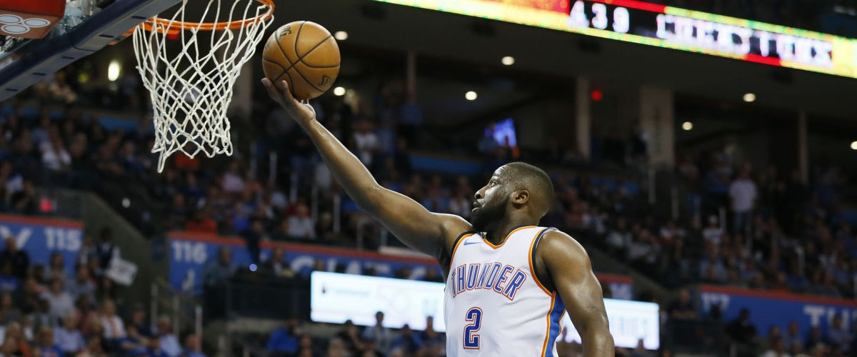 Bench unit comes alive in Thunder's win over Magic