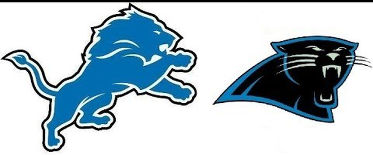 NFL: Carolina @ Detroit, October 8th 2017 - Why This Game is a Must-see