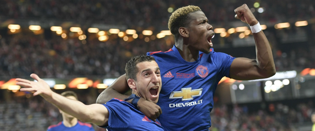 Manchester United Return to the Champions League After Winning the Europa League Title