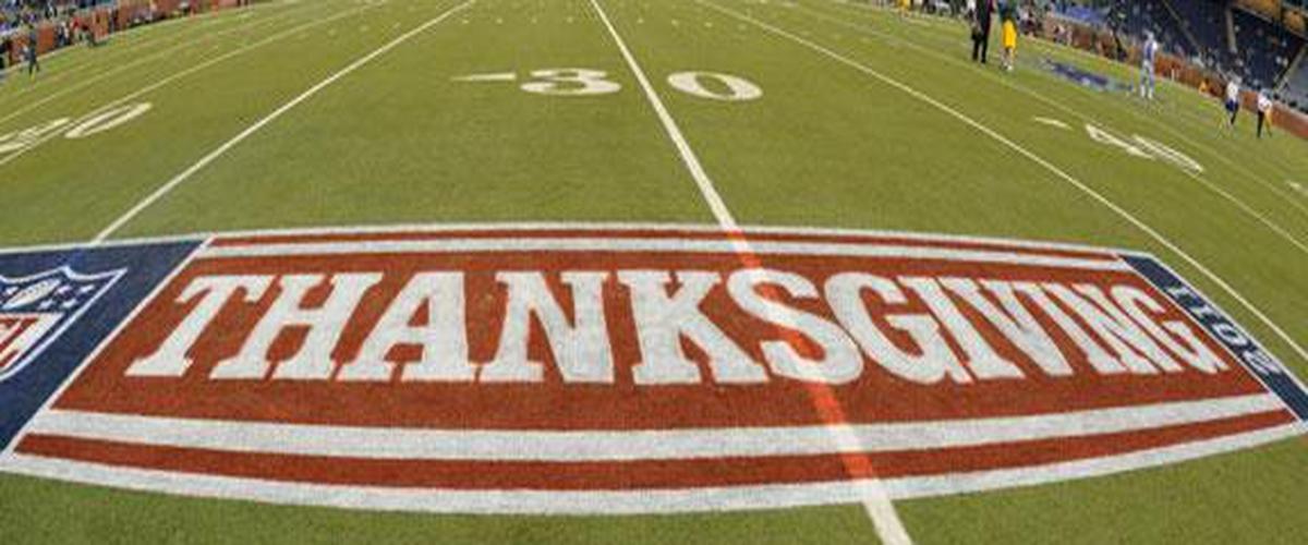 Week 12 NFL Picks - Thankful For Football