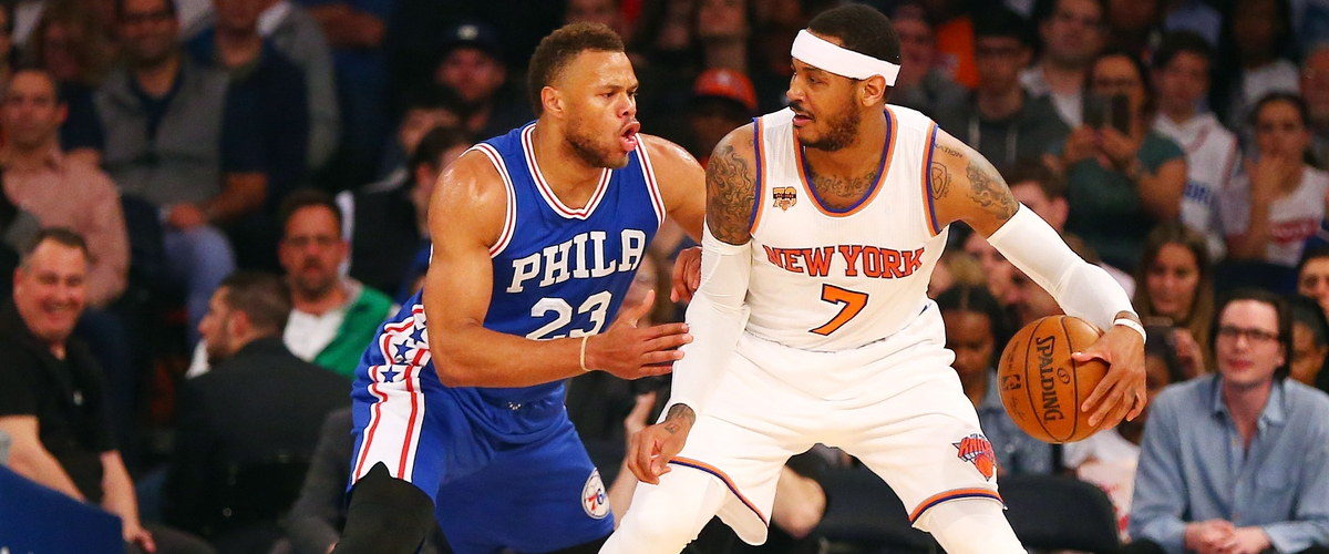 Will Carmelo Anthony be traded?