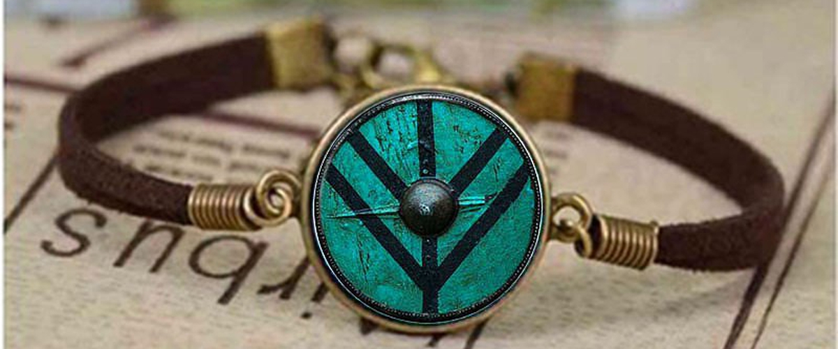 Lagertha Shieldmaiden Bracelet