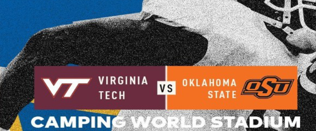 The Obstructed Camping World Bowl Preview-Oklahoma State vs. Virginia Tech