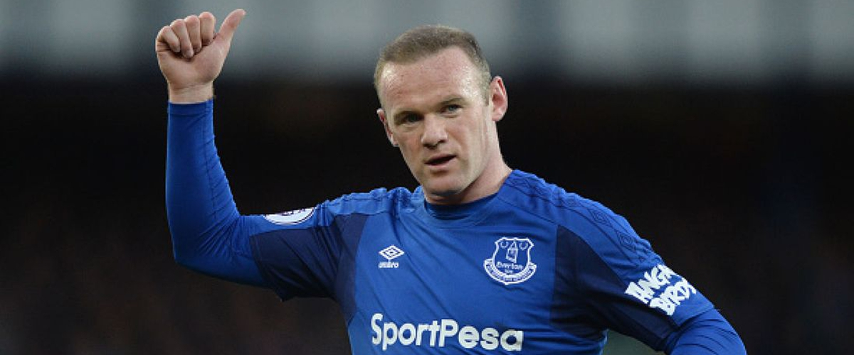 Wayne Rooney pushing for a move to the MLS