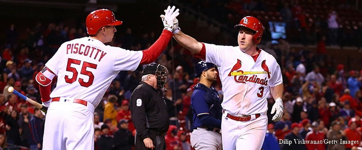 Cardinals pitching woes give up 12 to Padres. Trevor Rosenthal injury update.