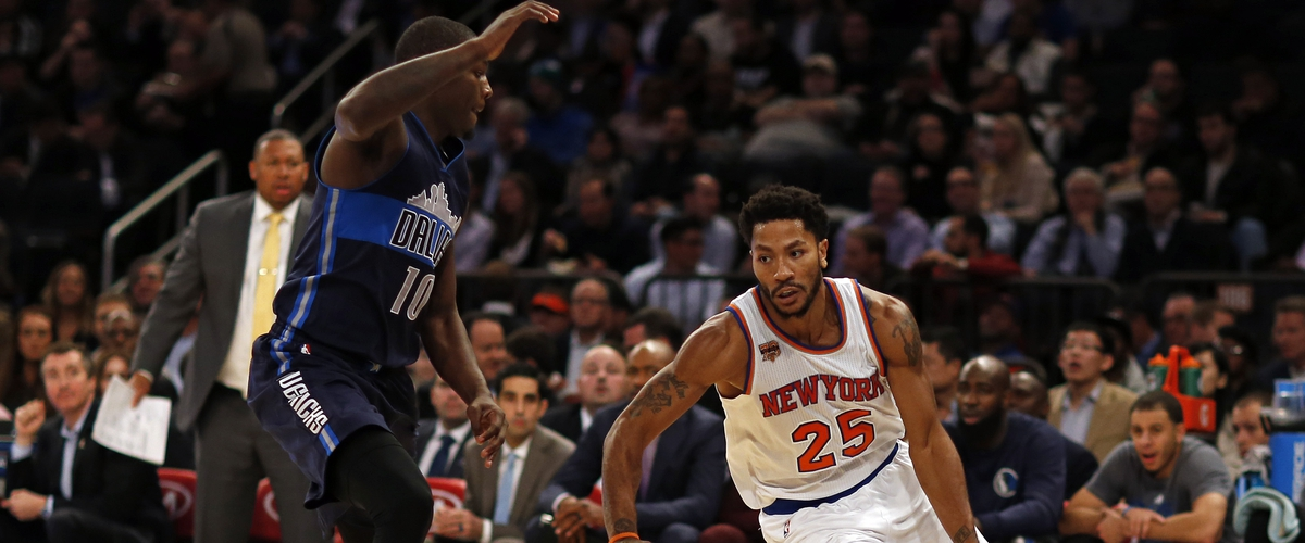 "Mavericks are ""serious contenders"" for Derrick Rose"