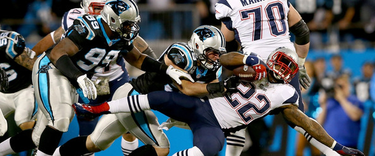 Carolina Panthers at New England Patriots