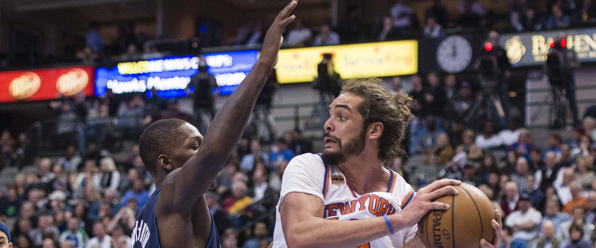 NBA: New York Knicks at Dallas Mavericks