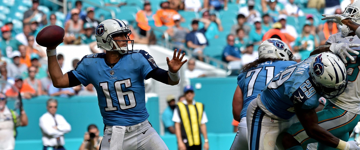 Titans lack of depth on display versus Dolphins