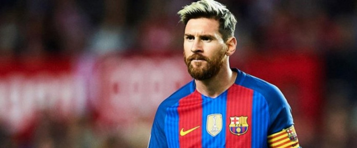 Messi is expected to renew the contract after the honeymoon