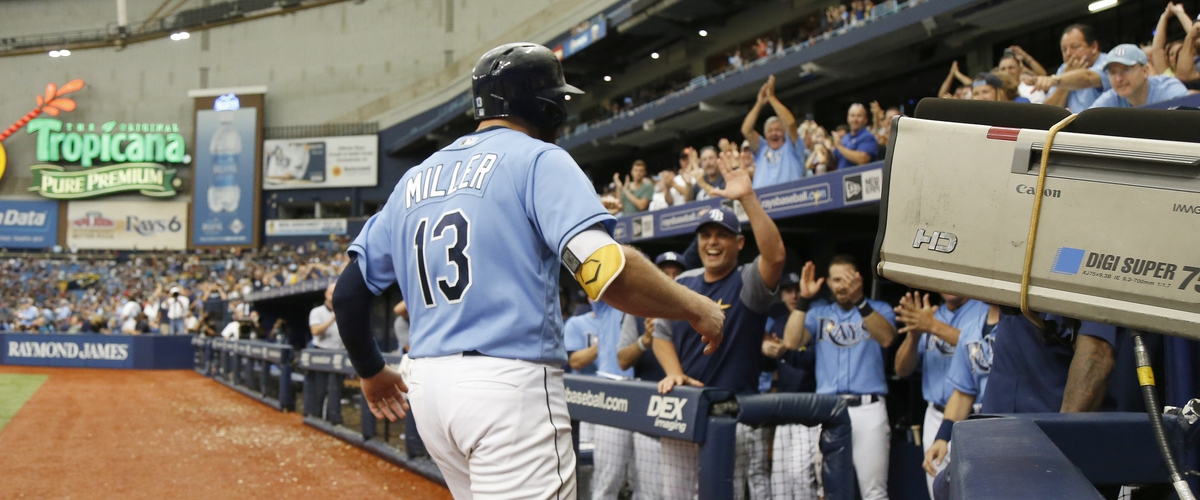 Are the Rays relevant In Tampa Bay?