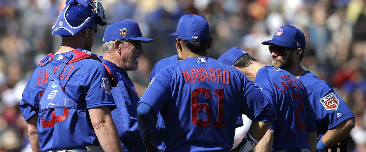 Chicago Cubs Spring Training Preview