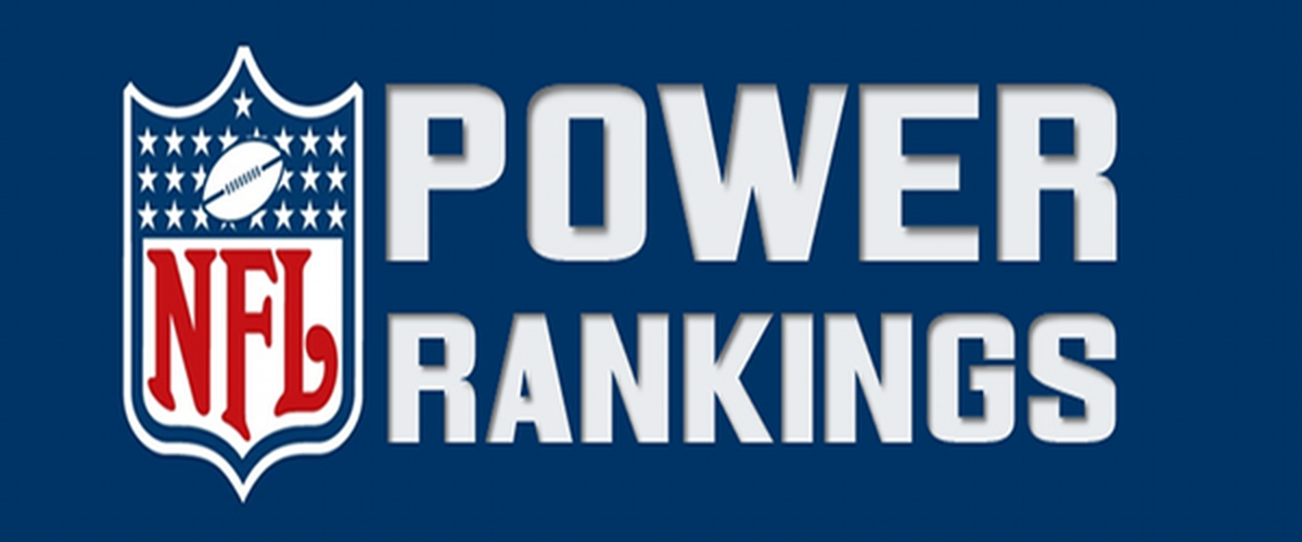 2017 NFL Power Rankings: Week 5