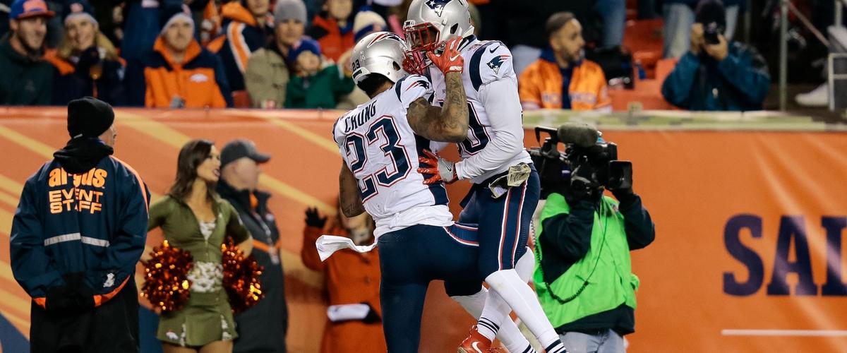 Patriots Spank Broncos