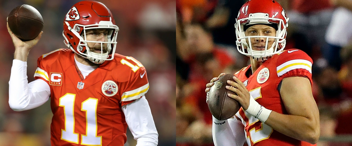 Smith vs. Mahomes II: What Should KC do in 2018?