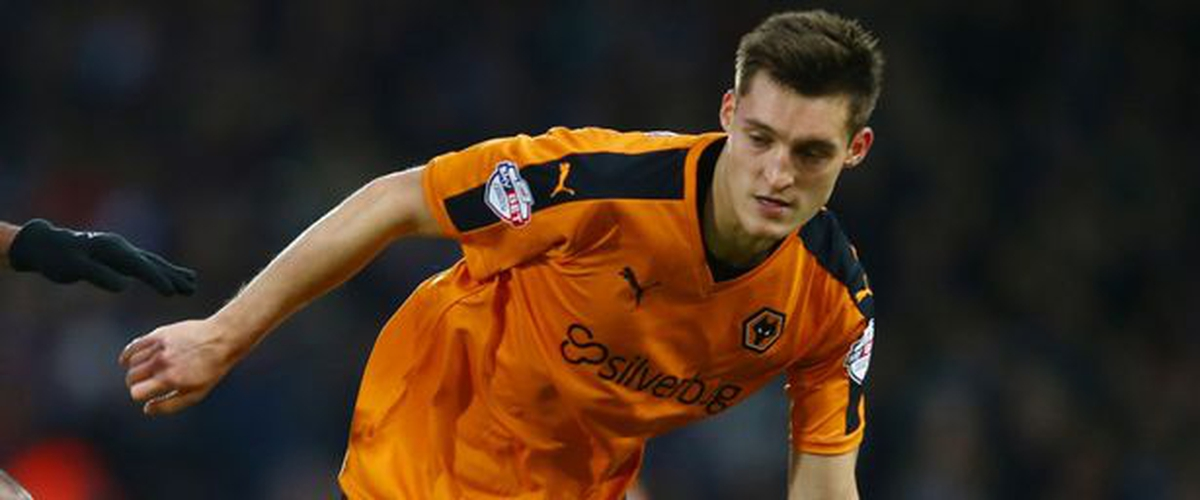 Wolves' Michal Zyro Headed Out on Loan