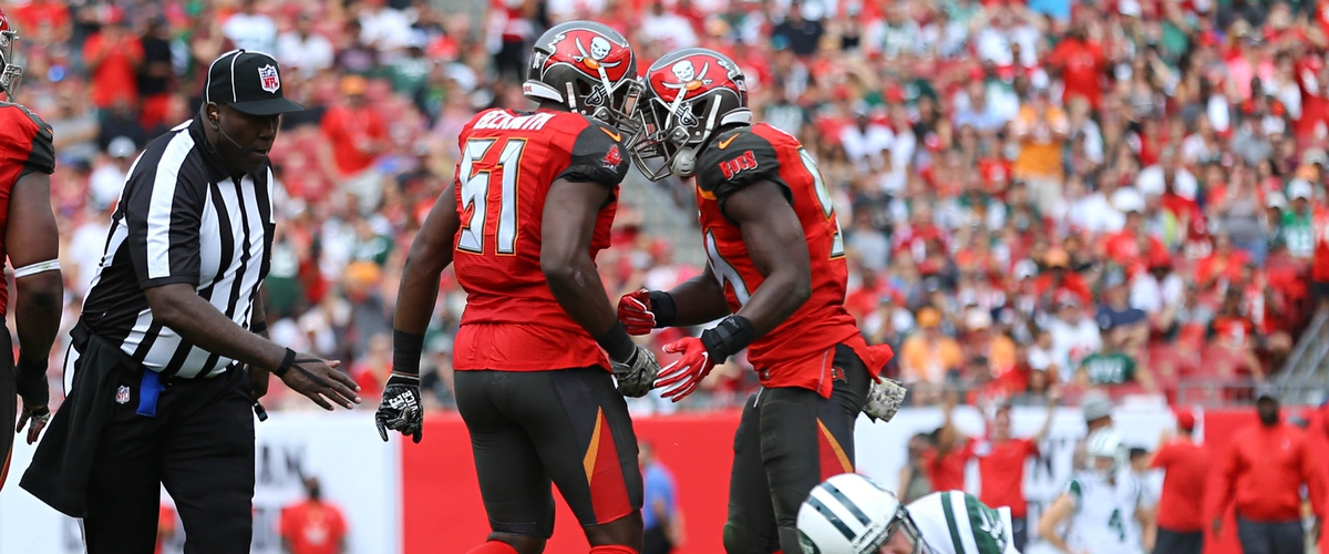 Bucs defense shines in win against the Jets.