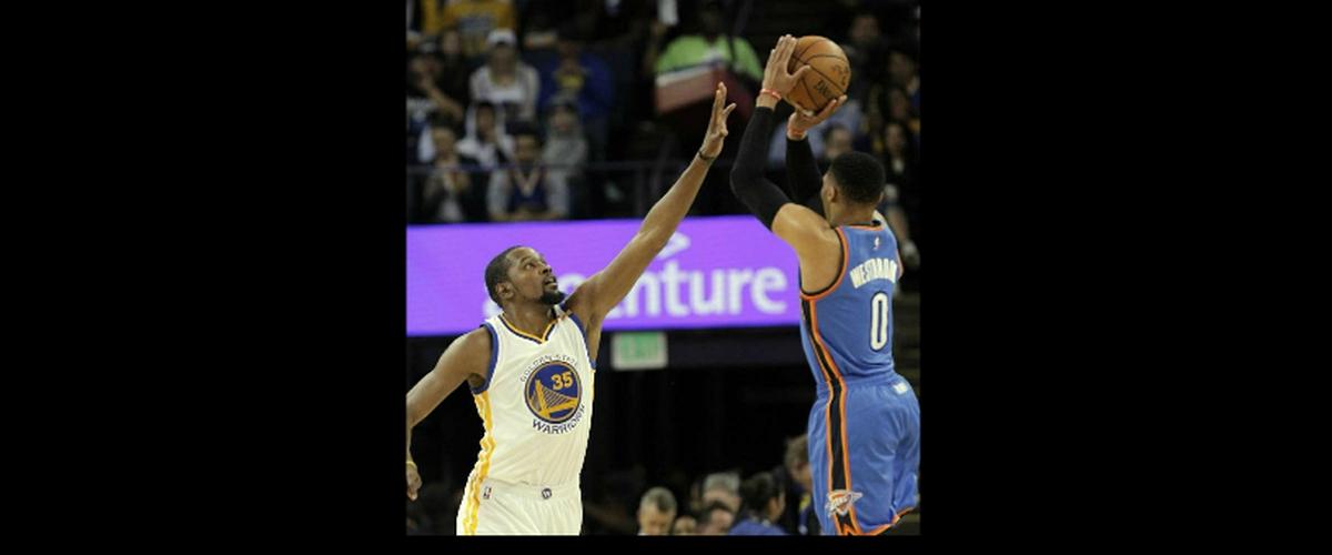 Is Westbrook the Next Michael Jordan?