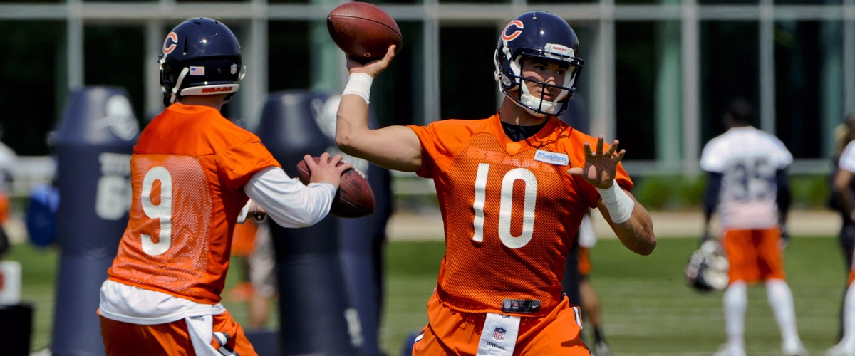 Bright Future for Mitchell Trubisky