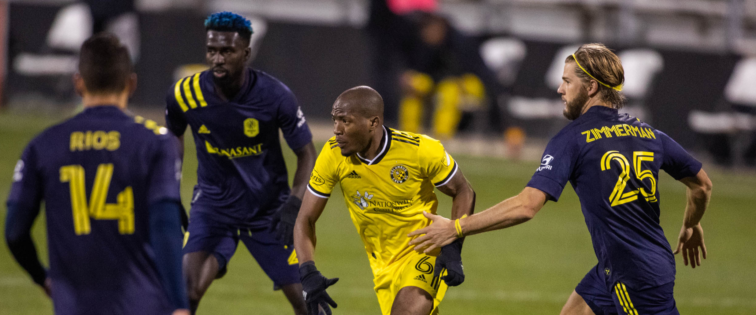 Nashville SC's brilliant inaugural season comes to an end