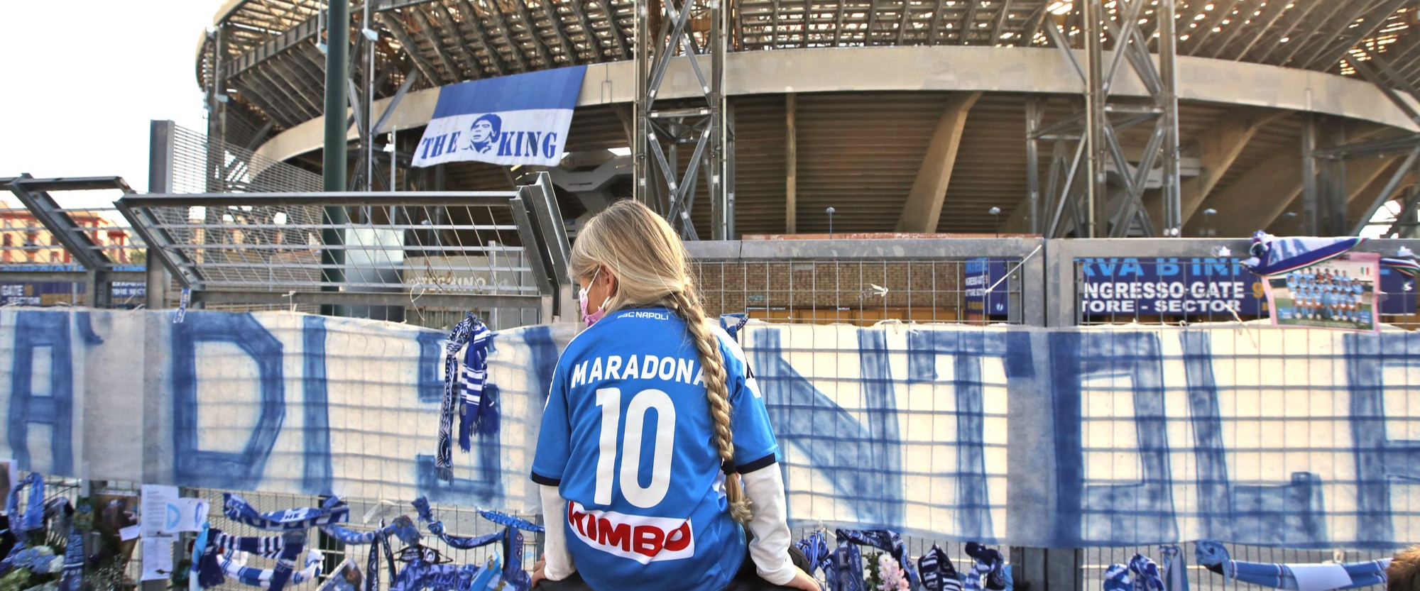 Napoli will rename its stadium after Diego Maradona