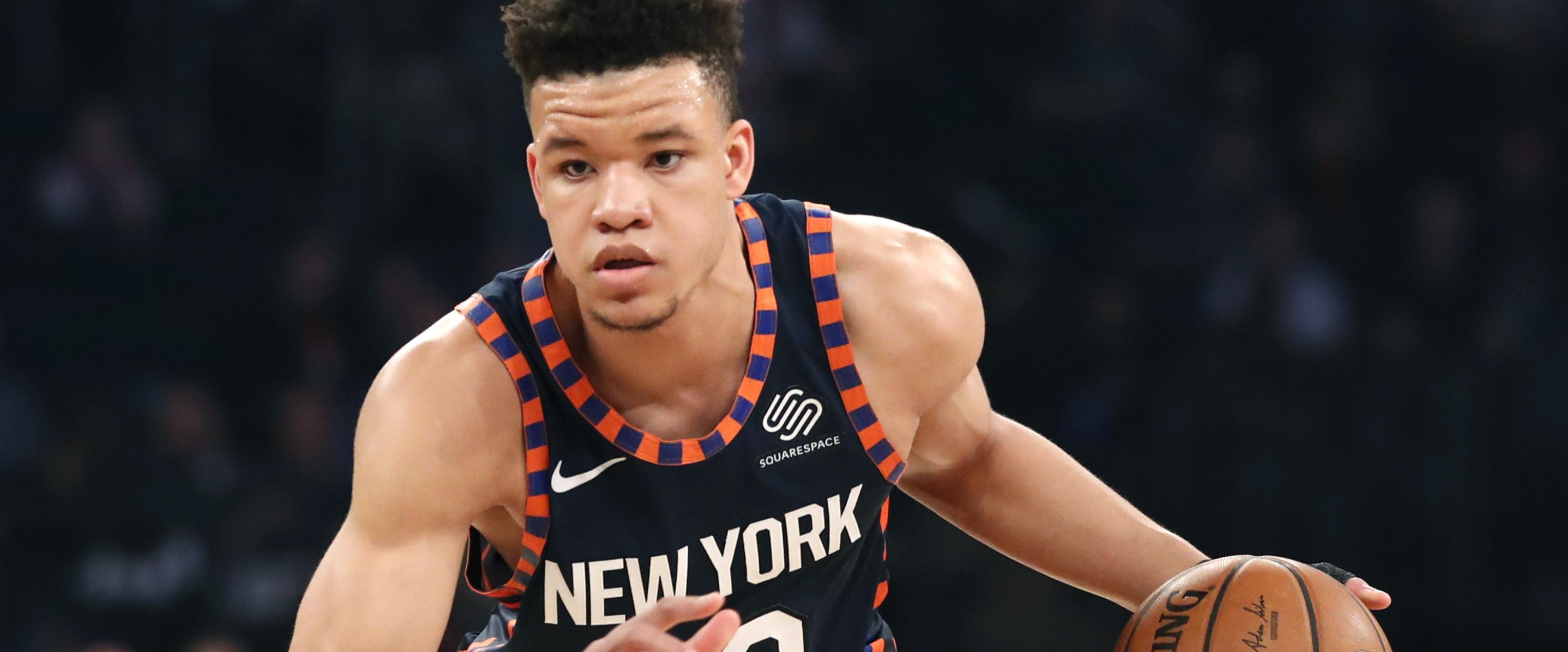 Will Kevin Knox take a leap this new season?