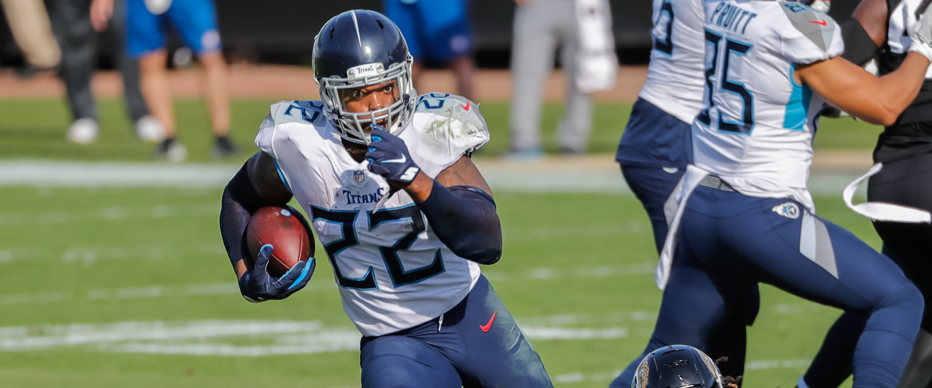 Can Derrick Henry reach 2,000 rushing yards in 2020?