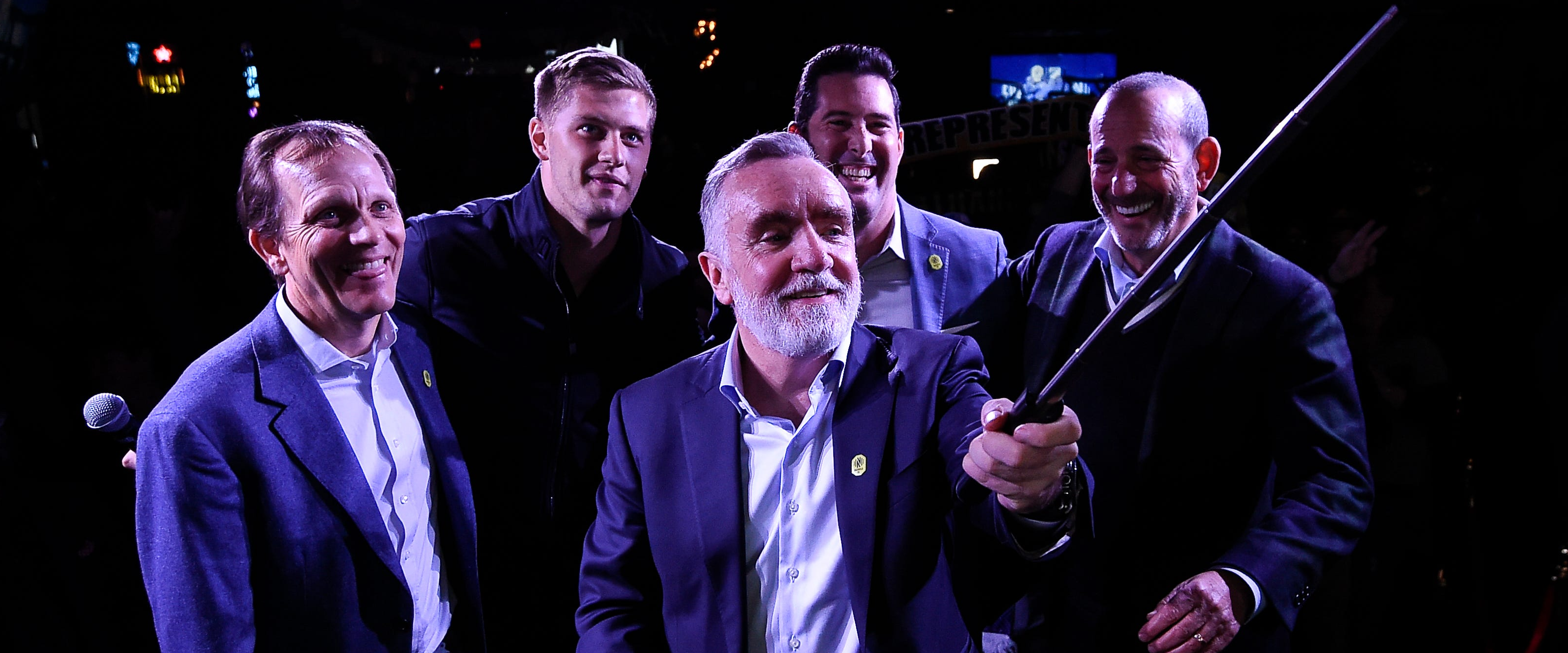 Nashville SC remain unscathed after the MLS Expansion Draft