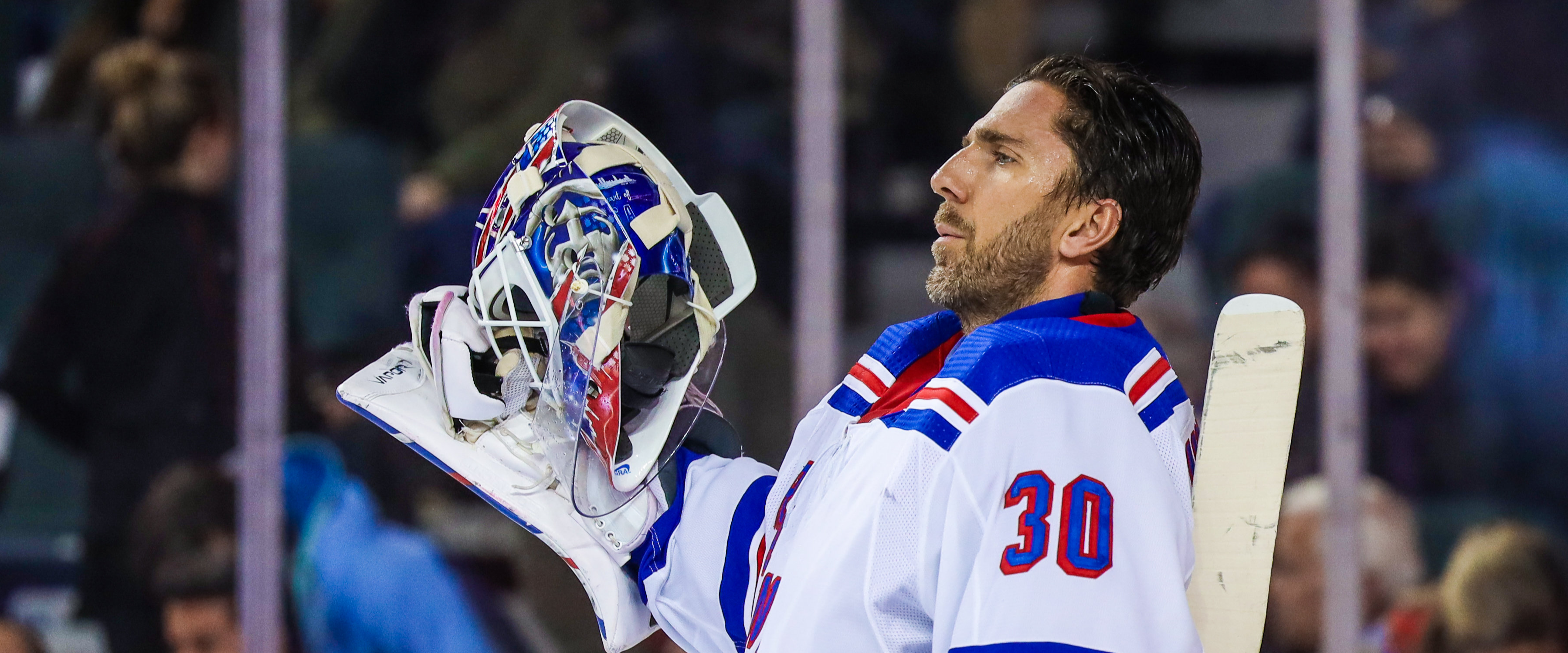 Terrible news regarding Henrik Lundqvist's NHL season