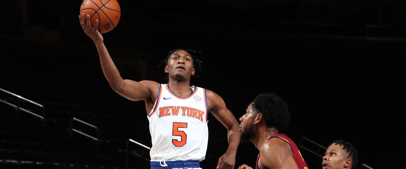 Immanuel Quickley built for Knicks Starting Lineup?