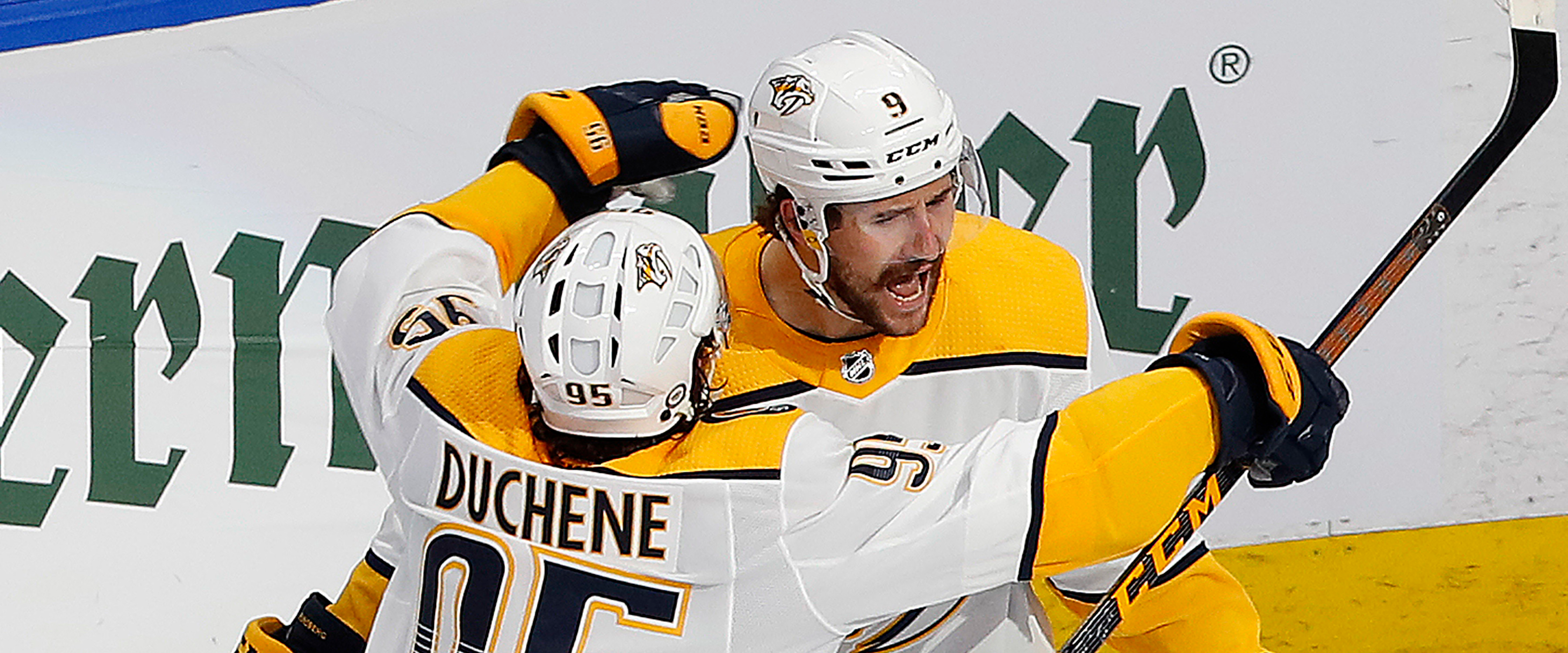 Nashville Predators: Getting to know the new Central division