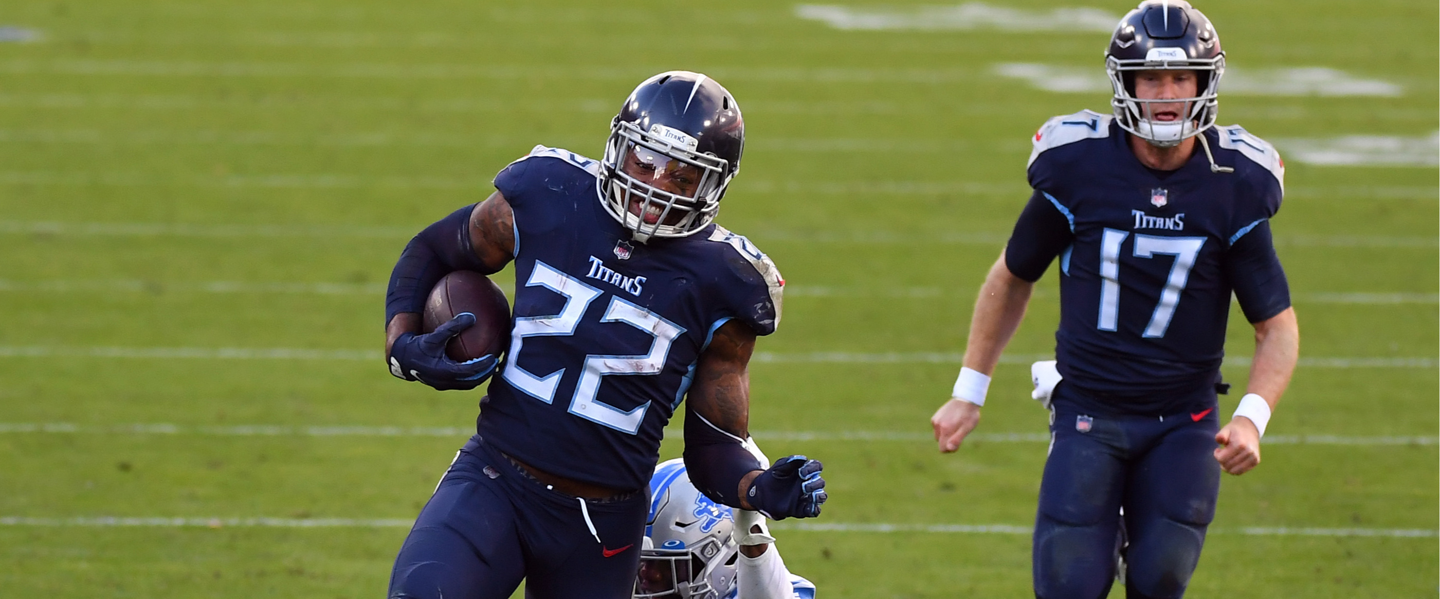 Titans: Derrick Henry needs 223 yards against Houston