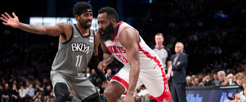 Harden dealt to Brooklyn in a blockbuster trade