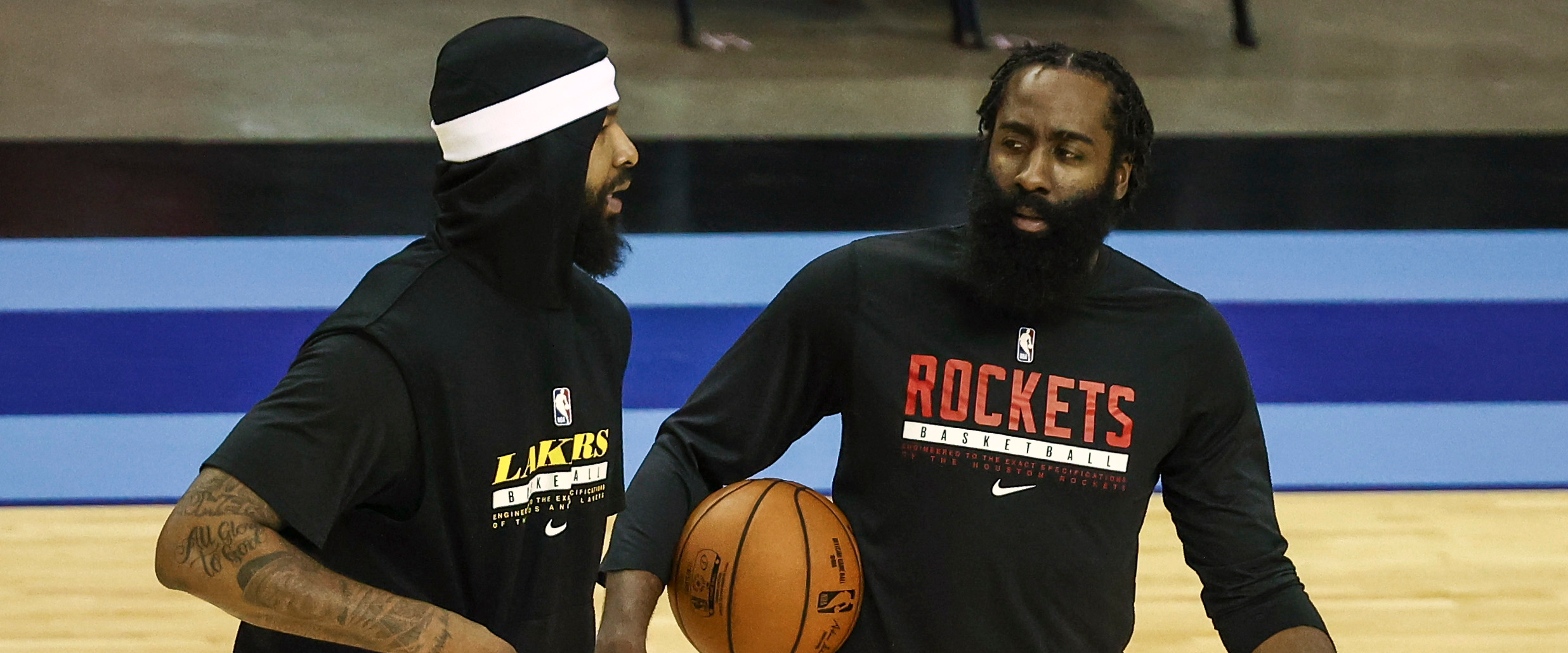 The latest on James Harden and the Rockets