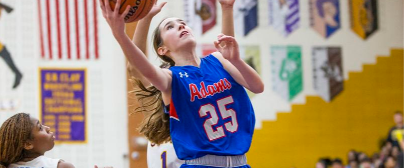Marissa Shelton Basketball Profile