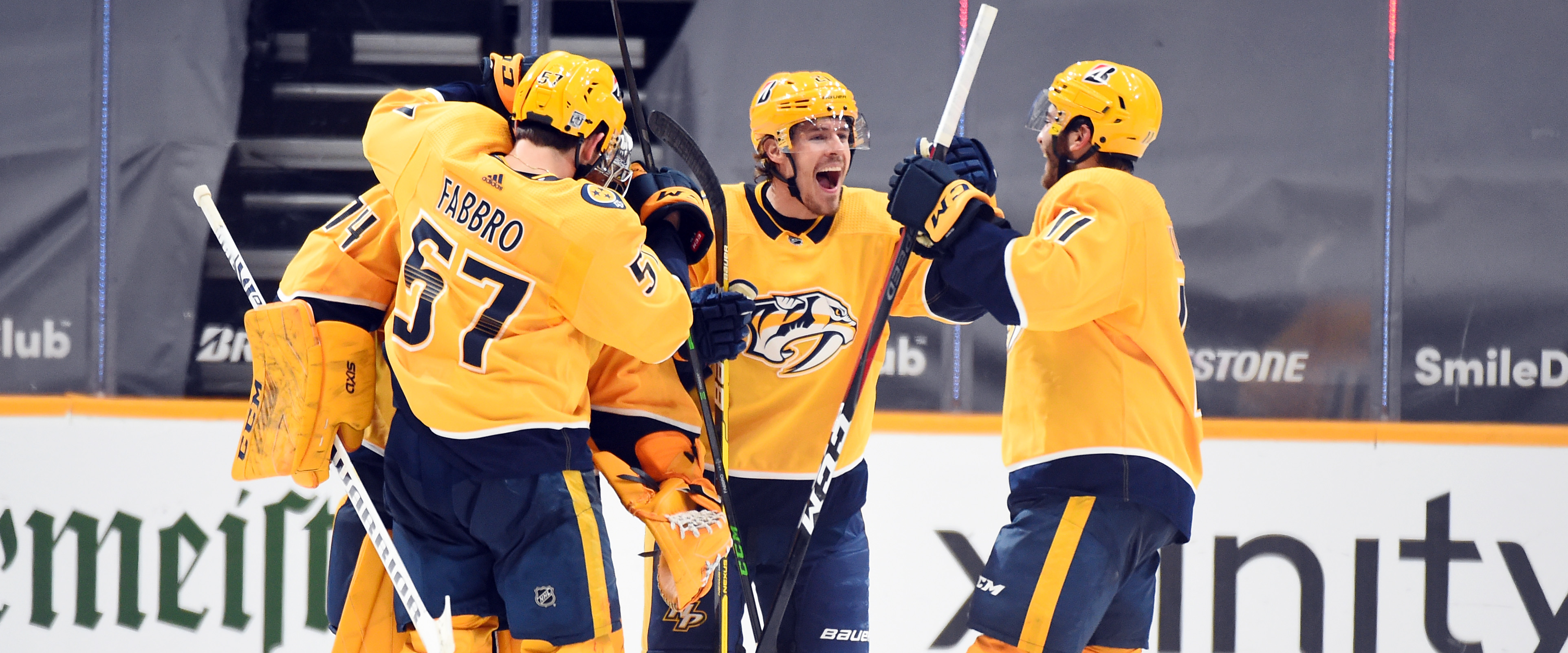 Predators: Good so far, but where is the offense?!