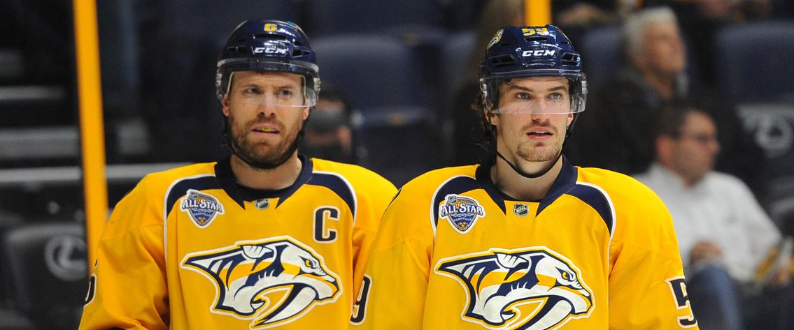 How did Roman Josi become a better player and captain than Shea Weber?