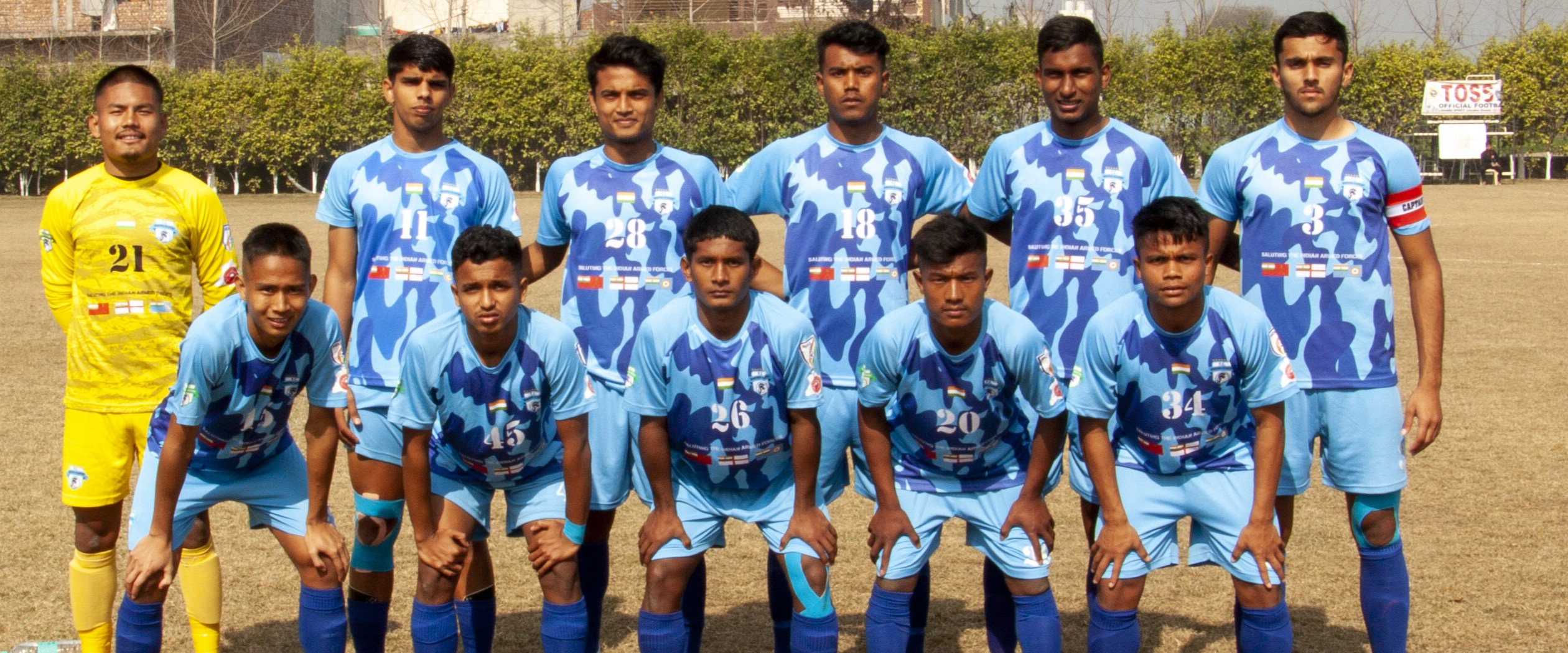Minerva Academy start U-21 Youth League with comfortable 4-1 win against Paldi Football Academy
